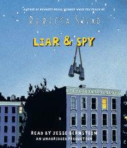Liar & Spy Cover