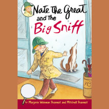 Nate the Great and the Big Sniff Cover