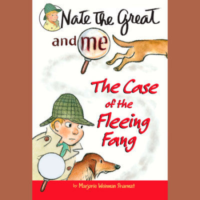 Nate the Great and Me cover