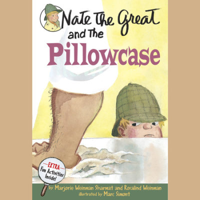 Nate the Great and the Pillowcase cover