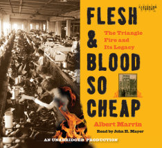 Flesh and Blood So Cheap: The Triangle Fire and Its Legacy cover big
