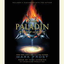 The Paladin Prophecy Cover