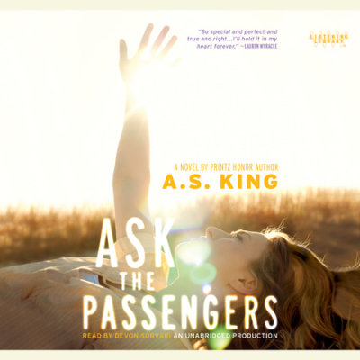Ask the Passengers cover