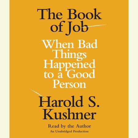 The Book of Job by Harold S. Kushner