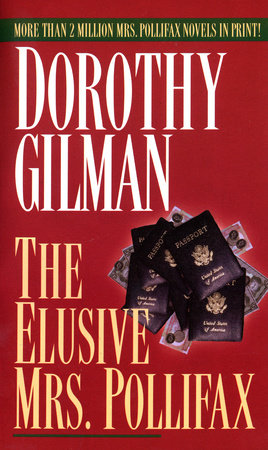 Elusive Mrs. Pollifax by Dorothy Gilman