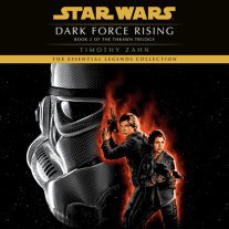 Dark Force Rising: Star Wars Legends (The Thrawn Trilogy) Cover
