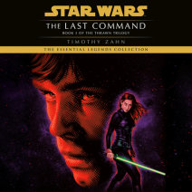 The Last Command: Star Wars Legends (The Thrawn Trilogy) Cover