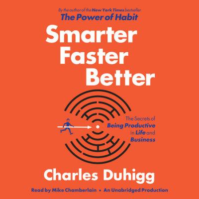 Smarter Faster Better cover