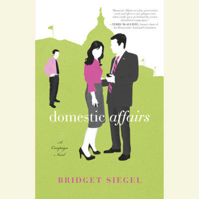 Domestic Affairs cover