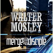 Merge / Disciple Cover