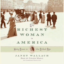 The Richest Woman in America Cover