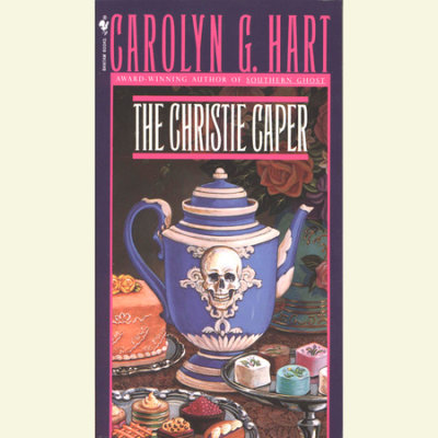 The Christie Caper cover