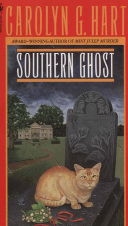 Southern Ghost by Carolyn Hart