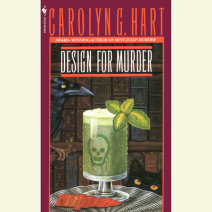 Design For Murder Cover