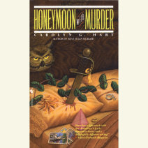 Honeymoon with Murder Cover
