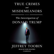 True Crimes and Misdemeanors Cover