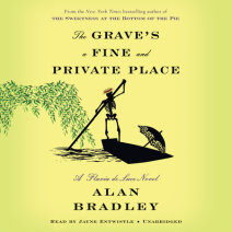 The Grave's a Fine and Private Place Cover