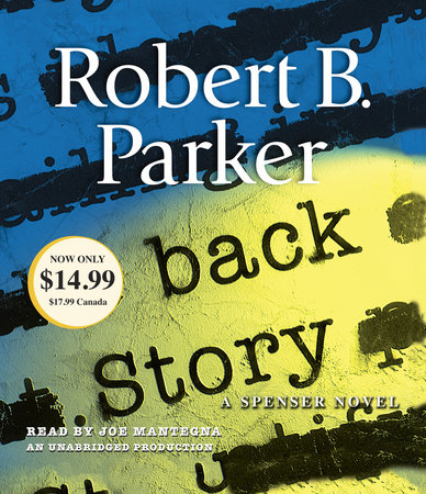 Back Story cover