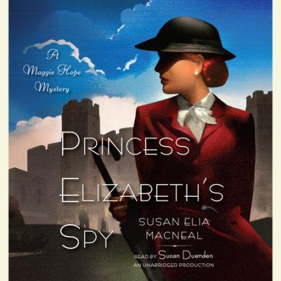 Princess Elizabeth's Spy cover