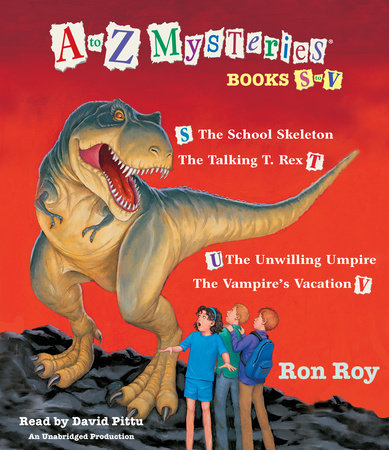 A to Z Mysteries: Books S-V by Ron Roy