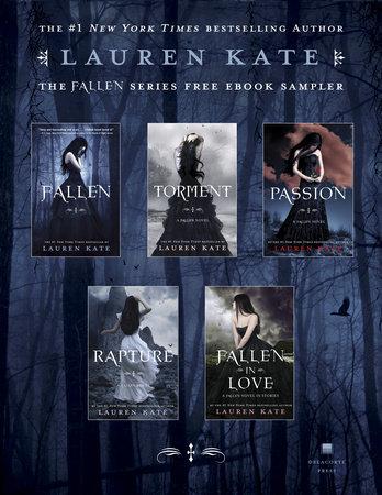 Lauren Kate's Fallen Series Ebook Sampler by Lauren Kate