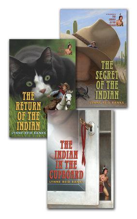 The Indian in the Cupboard Series by Lynne Reid Banks
