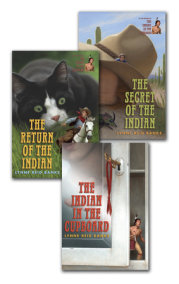 The Indian in the Cupboard Series