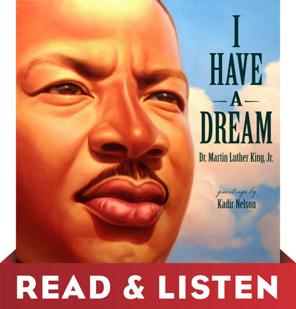 I Have a Dream (Book & CD) by Dr. Martin Luther King, Jr.