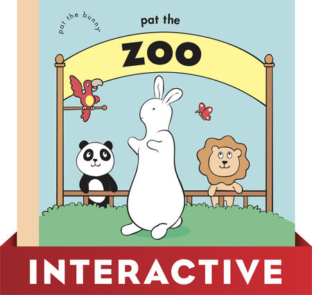Pat the Zoo (Pat the Bunny) Interactive Edition by Golden Books