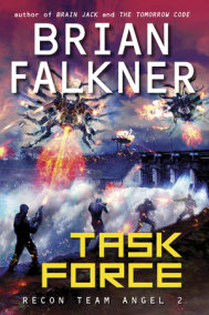 Task Force (Recon Team Angel #2)