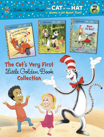 The Cat's Very First Little Golden Book Collection (Dr. Seuss/Cat in the Hat) by Tish Rabe