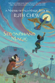 A Matter-of-Fact Magic Book: Secondhand Magic