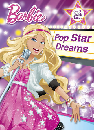 Pop Star Dreams (Barbie) by Mary Man-Kong