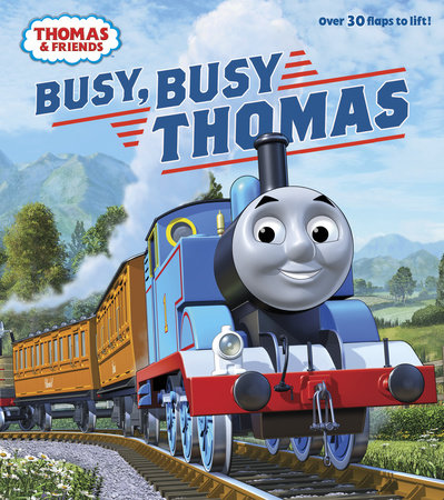 Busy, Busy Thomas (Thomas & Friends) by Rev. W. Awdry