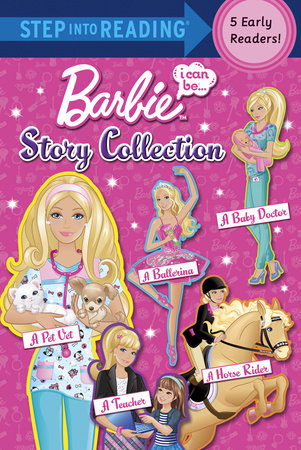 I Can Be...Story Collection (Barbie) by Various