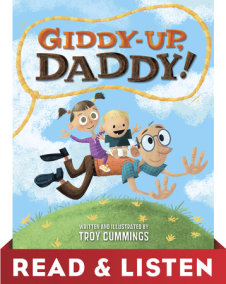 Giddy-Up, Daddy! Read & Listen Edition