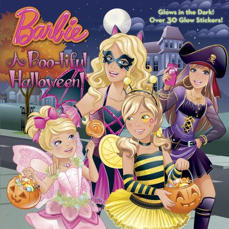 A Boo-tiful Halloween! (Barbie) by Mary Man-Kong