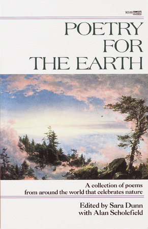 Poetry for the Earth by Sara Dunn