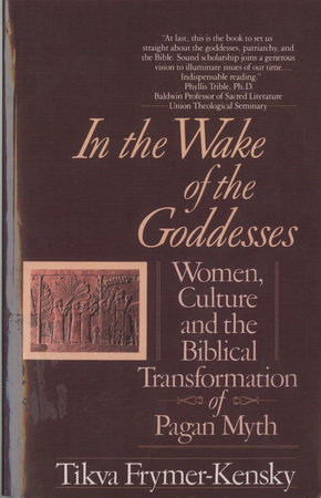 In the Wake of the Goddesses by Tikva Frymer-Kensky