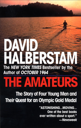 The Amateurs Book Cover Picture