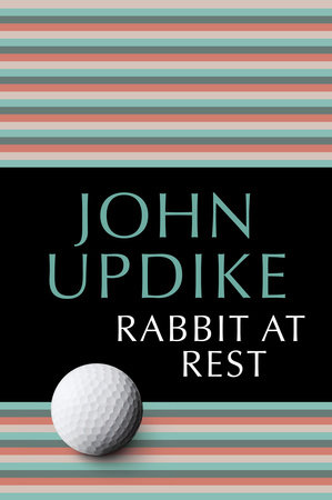 Rabbit At Rest Book Cover Picture