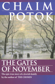 The gift of asher lev by chaim potok penguinrandomhouse fandeluxe Gallery