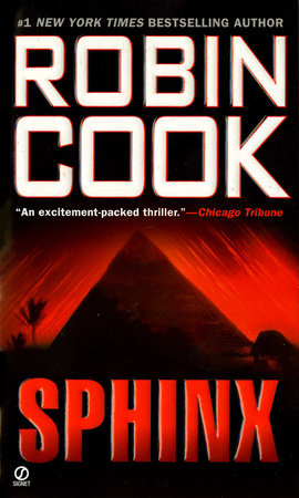 Sphinx by Robin Cook