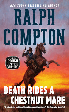 Death Rides a Chestnut Mare by Ralph Compton