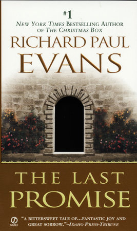 The Last Promise by Richard Evans