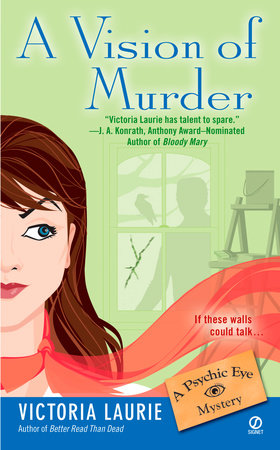 A Vision of Murder: by Victoria Laurie