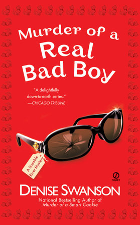 Murder of a Real Bad Boy by Denise Swanson