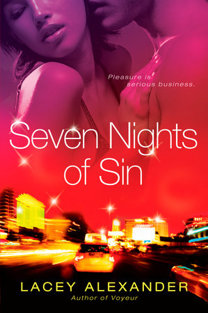 Seven Nights of Sin by Lacey Alexander