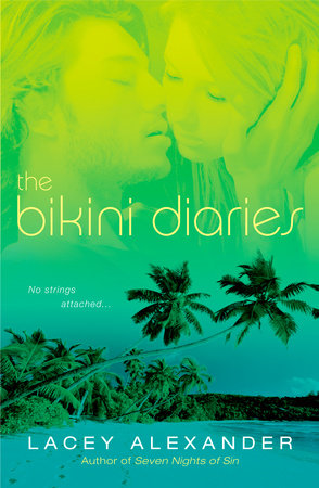 The Bikini Diaries Book Cover Picture