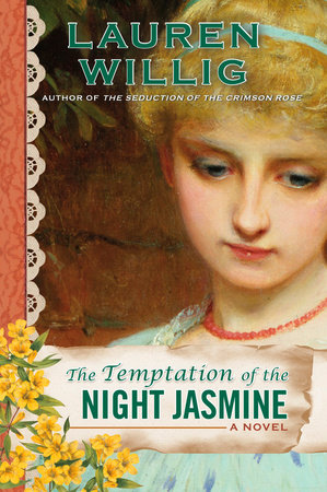 The Temptation of the Night Jasmine